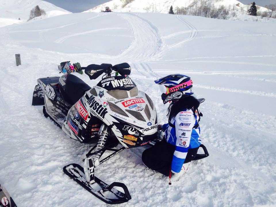 Intervista a Martina Invernizzi: campionessa di Snowcross 2