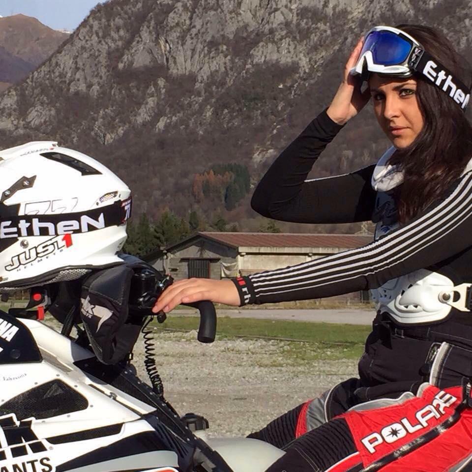 Intervista a Martina Invernizzi: campionessa di Snowcross 1