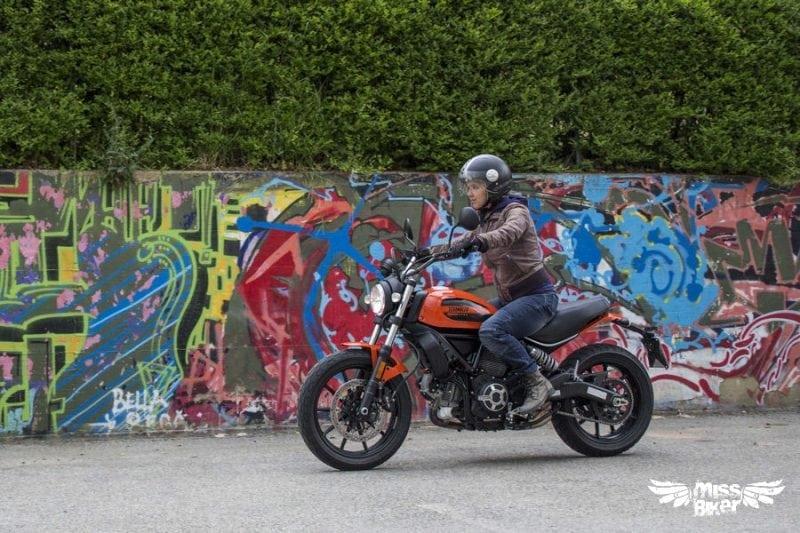 Test MissBiker: Ducati Scrambler Sixty2 di Motomaniaca 6