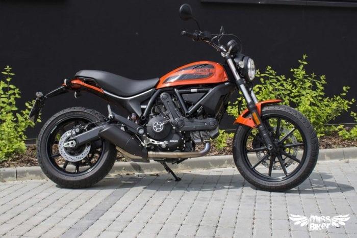 Test MissBiker: Ducati Scrambler Sixty2 di Motomaniaca 7