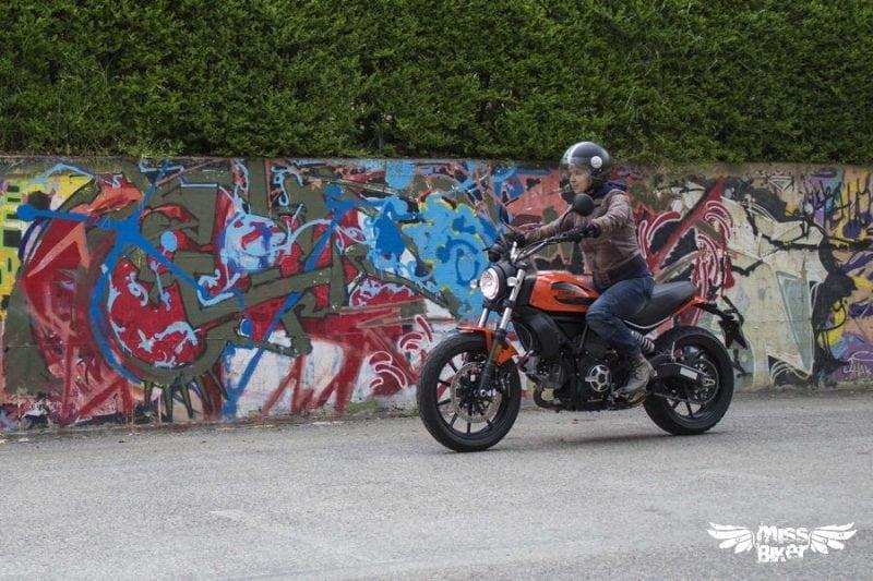Test MissBiker: Ducati Scrambler Sixty2 di Motomaniaca 5