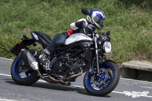 Test MissBiker: la nuova Suzuki SV650 - torna la fun bike 26