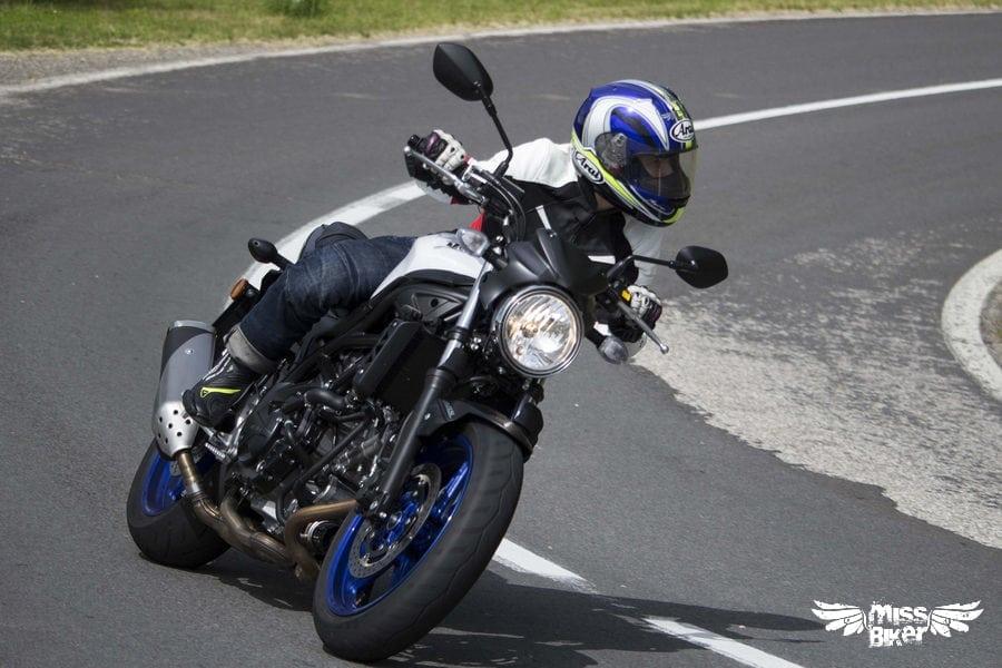 Test MissBiker: la nuova Suzuki SV650 - torna la fun bike 29