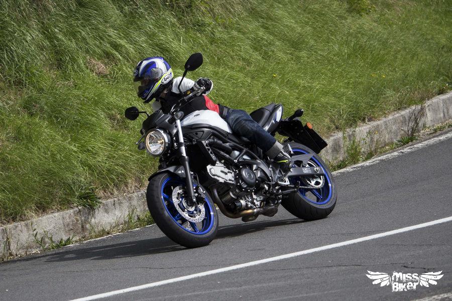 Test MissBiker: la nuova Suzuki SV650 - torna la fun bike 18