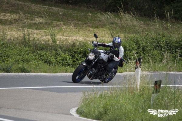 Test MissBiker: la nuova Suzuki SV650 - torna la fun bike 21