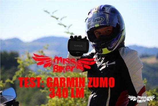 Test: Navigatore GARMIN ZUMO 340LM