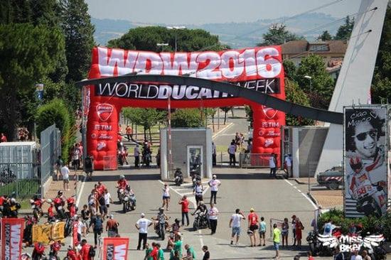 World Ducati Week 2016 10