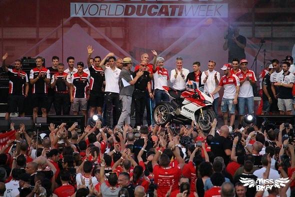 World Ducati Week 2016 36