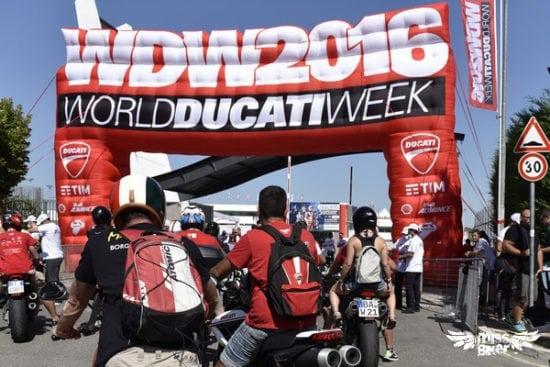 World Ducati Week 2016 38