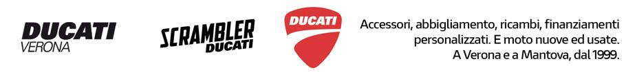 Banner Ducati Verona