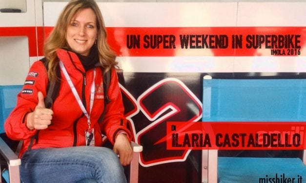 Un Super Weekend in Superbike – Imola 2016