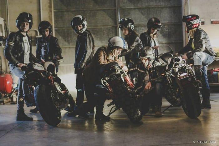MissBiker: la più grande community di motocicliste in Italia