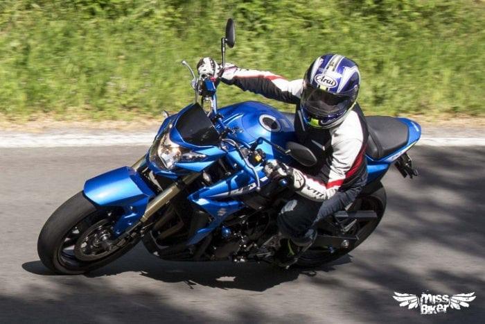 Test MissBiker: Suzuki GSR750 SP ABS: il giusto equilibrio 16