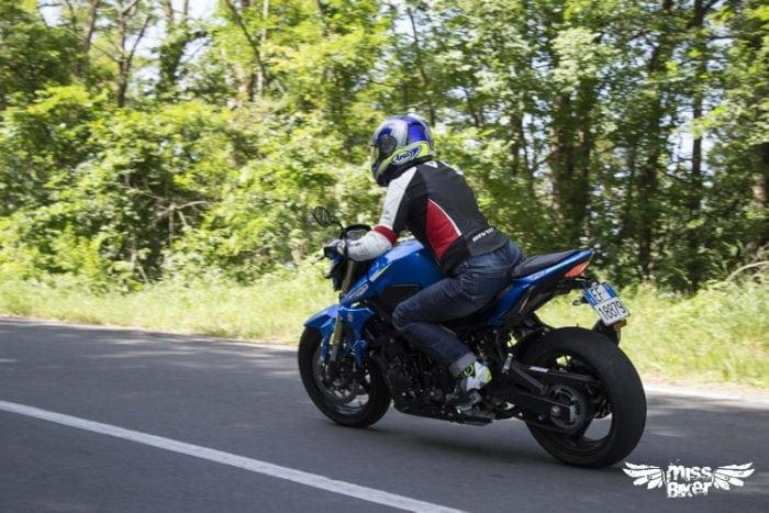 Test MissBiker: Suzuki GSR750 SP ABS: il giusto equilibrio 17