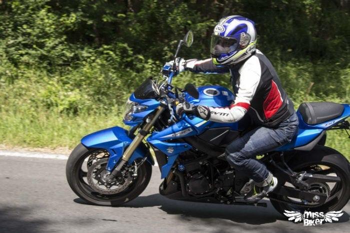 Test MissBiker: Suzuki GSR750 SP ABS: il giusto equilibrio 18