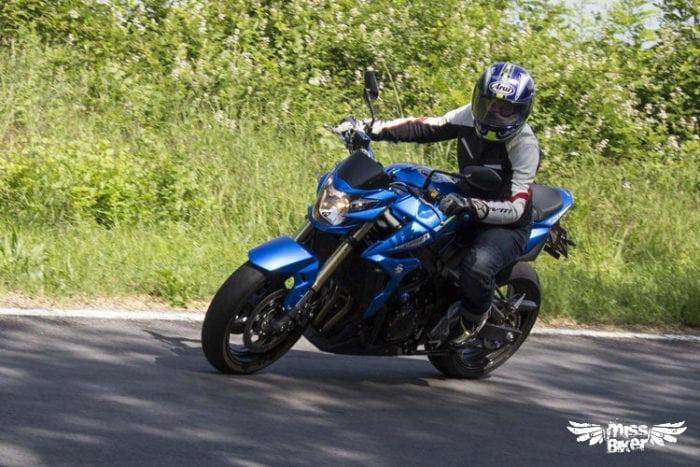 Test MissBiker: Suzuki GSR750 SP ABS: il giusto equilibrio 19