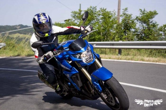 Test MissBiker: Suzuki GSR750 SP ABS: il giusto equilibrio 20
