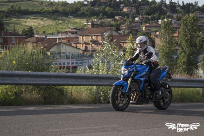 Test MissBiker: Suzuki GSR750 SP ABS: il giusto equilibrio 8