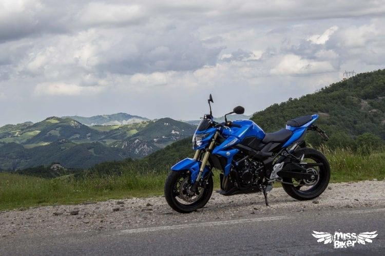 Test MissBiker: Suzuki GSR750 SP ABS: il giusto equilibrio 9