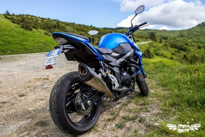 Test MissBiker: Suzuki GSR750 SP ABS: il giusto equilibrio 10