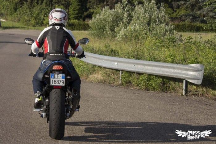 Test MissBiker: Suzuki GSR750 SP ABS: il giusto equilibrio 14