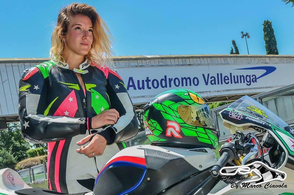 Maria Vittoria De Giorgio: una donna a tutto gas! 1