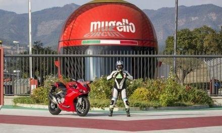 Al Mugello con la rivista Motociclismo: metà ruote metà pedaggio