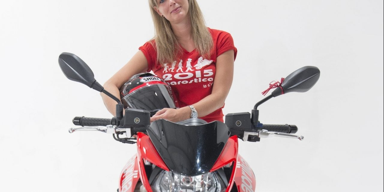 Diario di una (Miss) biker Ready, steady, go!!!