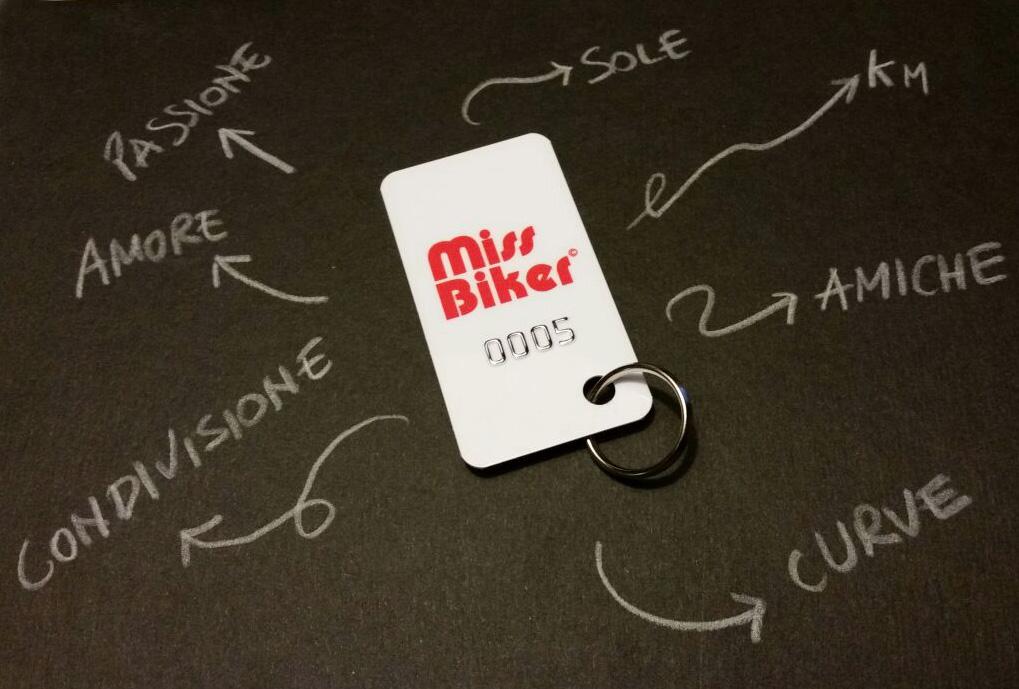 MissBiker Card