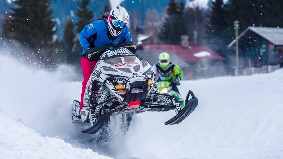 Intervista a Martina Invernizzi: campionessa di Snowcross