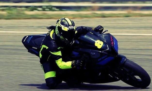 Penelope Ottini: una mamma motociclista