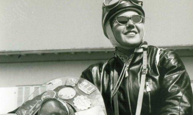 E' morta Ada Pace, pilota auto e moto detta Sayonara