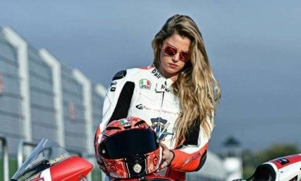 Intervista a Rebecca Bianchi: crescendo a tutto gas