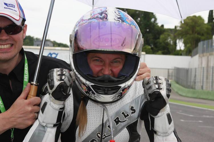 Katia Di Egidio: una vera RacingGirl! 10