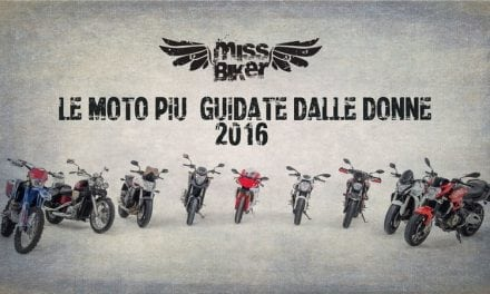 Le 5 marche di moto più guidate dalle donne – Indagine MissBiker