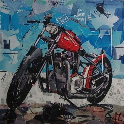 Mauro Spinelli: ritagli d'arte motociclistica 2