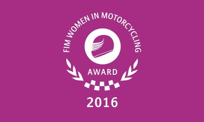 MissBiker candidata al premio FIM Women in Motorcycling Award 2016
