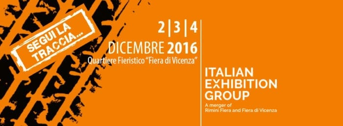 Mondo Motori a Vicenza dal 2 al 4 dicembre 2016