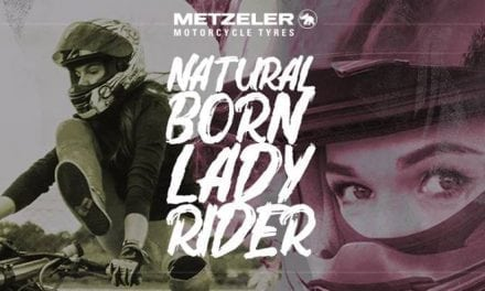 NATURAL BORN LADY RIDER