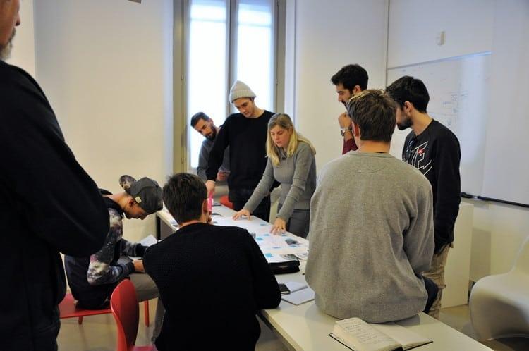 MissBiker all'Istituto Europeo di Design 1