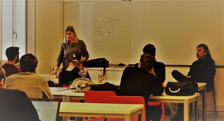 MissBiker all'Istituto Europeo di Design 2