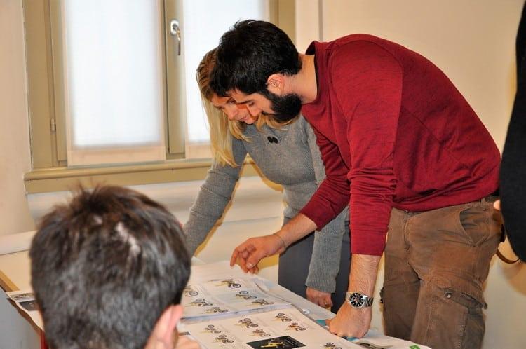 MissBiker all'Istituto Europeo di Design