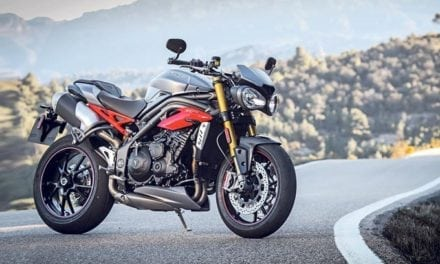 Test: Triumph Speed Triple R 1050cc
