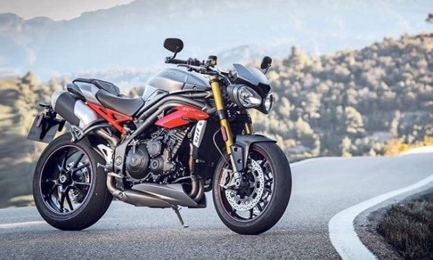 Test: Triumph Speed Triple R 1050cc