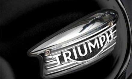Triumph Street Triple 2017: Video Teaser