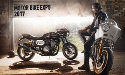 Appuntamento al MOTOR BIKE EXPO!