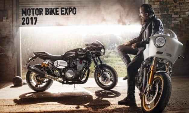 Appuntamento al MOTOR BIKE EXPO!