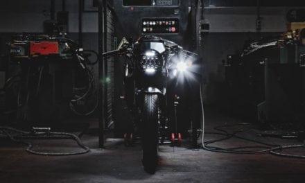 MV Agusta Dragster Blackout al Motor Bike Expo 2017