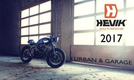 Novità Hevik per il 2017: Madsen e Garage Lady!