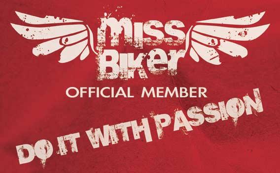 Iscriviti a MissBiker